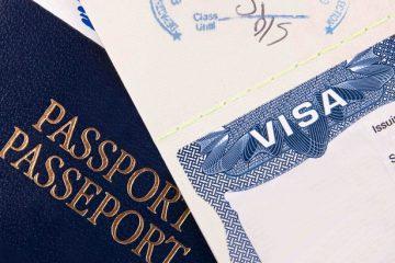 Иностранцы из  45 государств могут обратиться за оформлением украинского электронной визы (е-Виза)